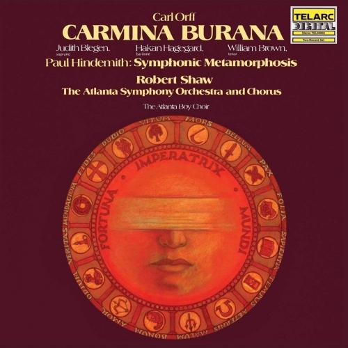 Orchestre Symphonique De Montreal - Orff: Carmina Burana