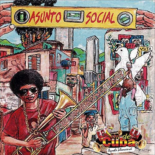 Orquesta Internacional Son De Cuba - Asunto Social
