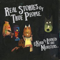 Oso Oso - Real Stories Of True People Who Kind Of Looked Like Monsters