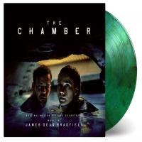 Ost - Chamber Transparent Green & Black Swirl