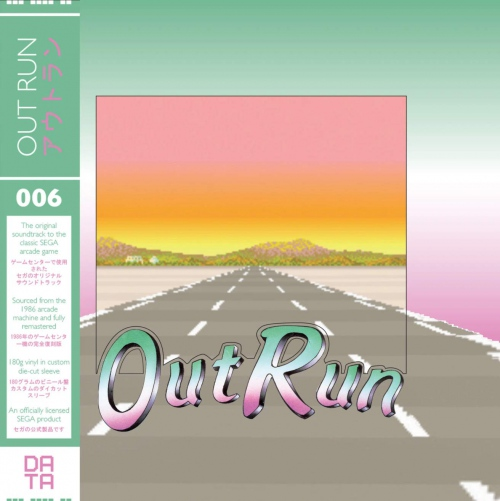 Outrun  /  O.S.T. - Outrun