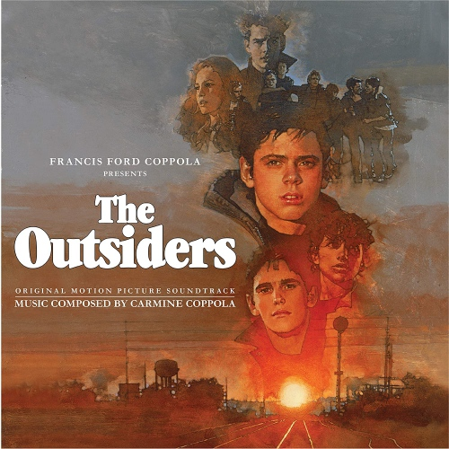 Outsiders -The Outsiders (Original motion picture soundtrack)