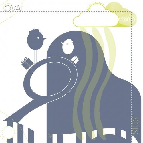 Oval -Scis