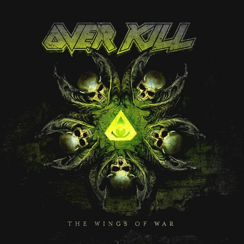 Overkill - The Wings Of War Grey In