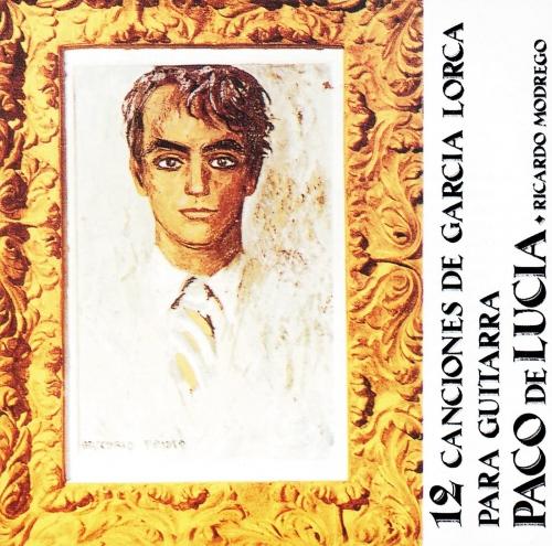 Paco De Lucia - 12 Canciones De Garcia Lorca Para Guitarra
