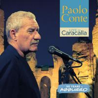 Paolo Conte - Live In Caracalla - 50 Years Of Azzurro