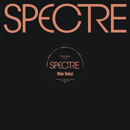 Para One  /  Spectre - Shin Sekai
