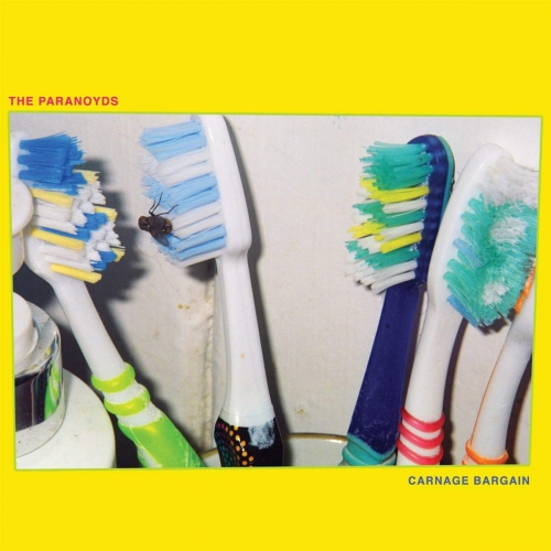 Paranoyds - Carnage Bargain Opaque