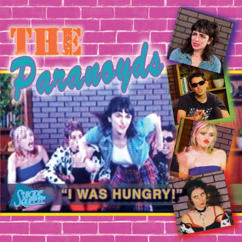 Paranoyds - Hungry Sam Orange Crush