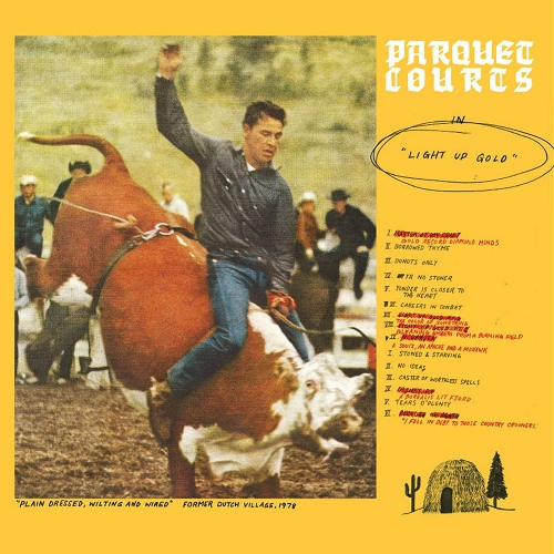 Parquet Courts -Light Up Gold