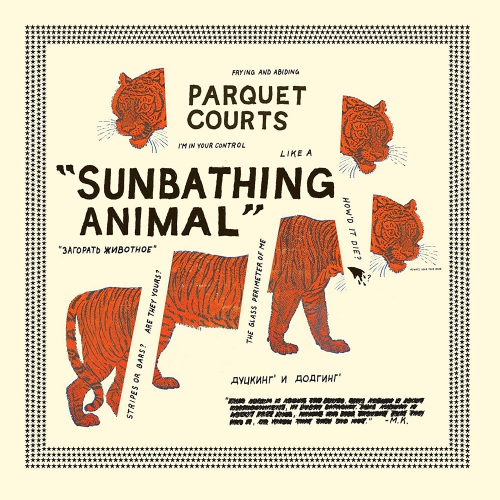 Parquet Courts -Sunbathing Animal