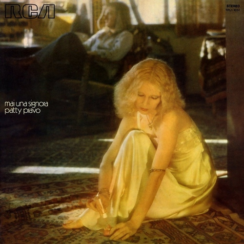 Patty Pravo - Mai Una Signora