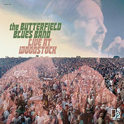 Paul Butterfield Blues Band - Live At Woodstock