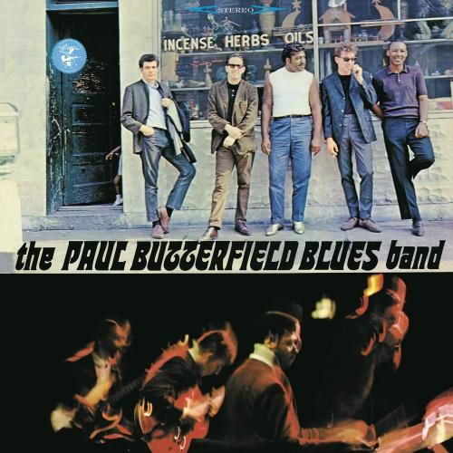Paul Butterfield - Paul Butterfield Blues Band