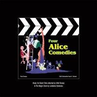 Paul Dessau / Hanes E. Zimmer / Rias Sinfonietta - Four Alice Comedies