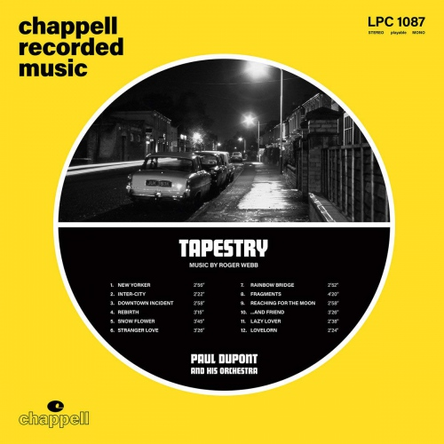 Paul Dupont &  His Orchestra - Tapestry