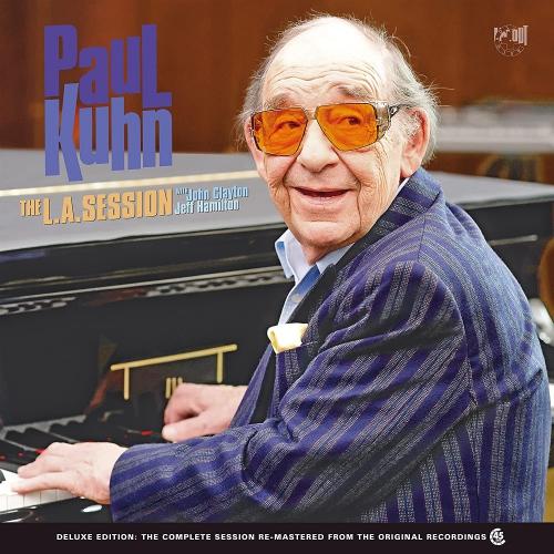 Paul Kuhn - L.a. Session