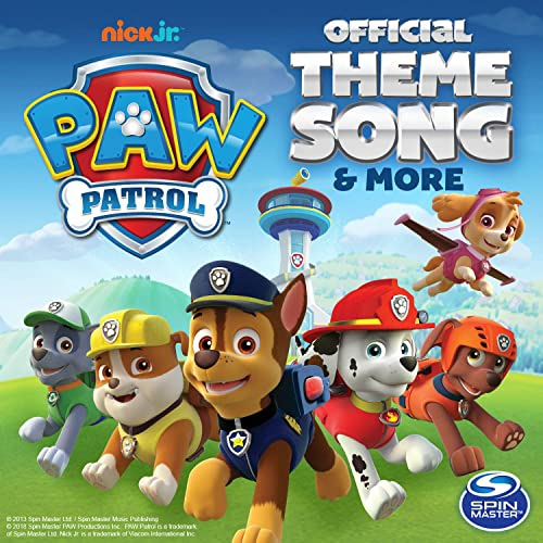 Paw Patrol - Officlal Theme Song