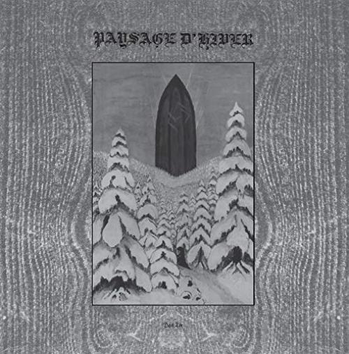 Paysage D'hiver -Das Tor