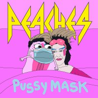 Peaches -Pussy Mask