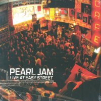 Pearl Jam - Live At Easy Street Sleeve