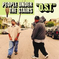 People Under The Stairs -O.s.t.