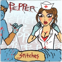 Pepper - Stitches