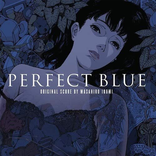 Perfect Blue (Colored Vinyl/gatefold) Ost - Perfect Blue / O.s.t.
