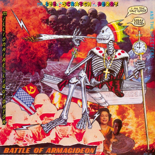 Lee Scratch Perry / Upsetters - Battle Of Armagideon