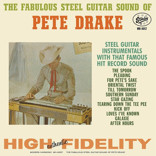 Pete Drake - The Fabulous Steel Guitar Sound Of Pete Drake