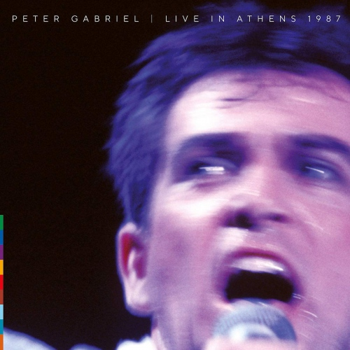 Peter Gabriel -Live In Athens 1987