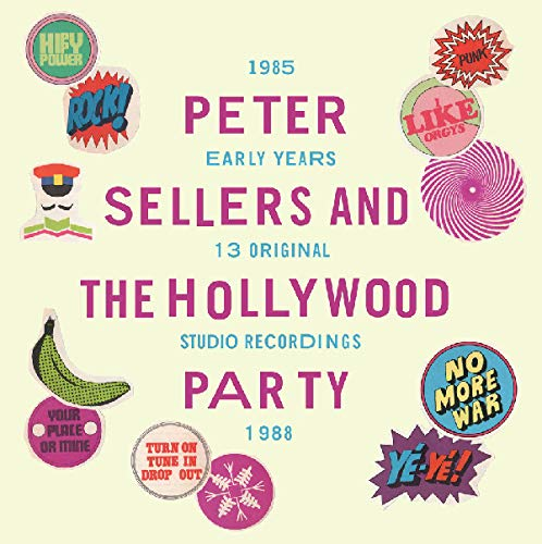 Peter & The Hollywood Party Sellers -Early Years 1985-1988