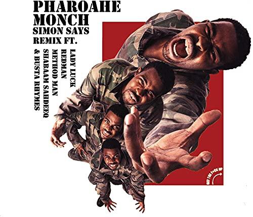 Pharoahe Monch - Simon Says Remix B/W Instrumental