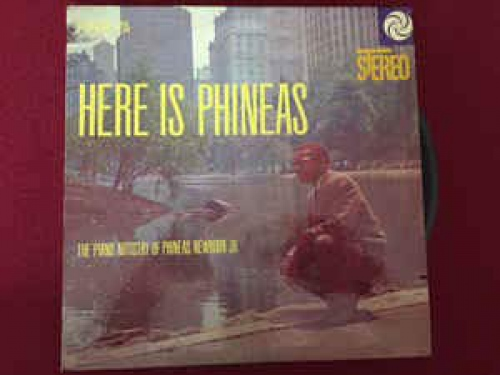 Phineas Newborn - Here Is Phineas