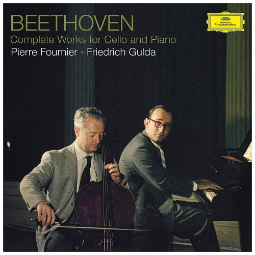 Pierre Fournier/friedrich Gulda -Beethoven: Complete Works For Cello And Piano