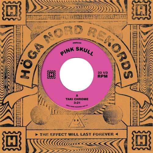 Pink Skull - Taki Chrome