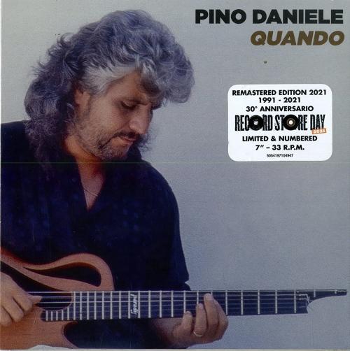 Pino Daniele -Quando / O Ssaje Comme Fa O Core