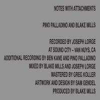 Pino Palladino / Blake Mills -Notes With Attachments