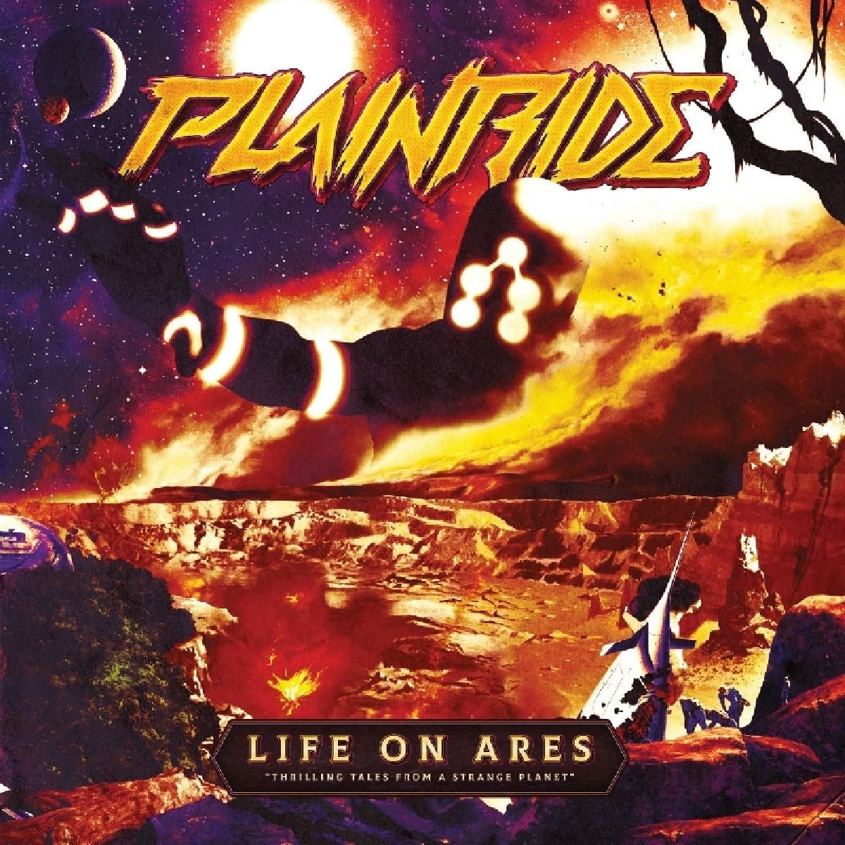 Plainride - Life On Ares