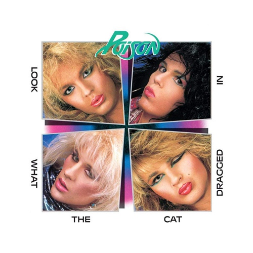 Poison - Look What The Cat Dragged In Audiophile Translucent