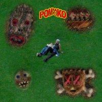 Pom Poko -Cheater (Clear vinyl)