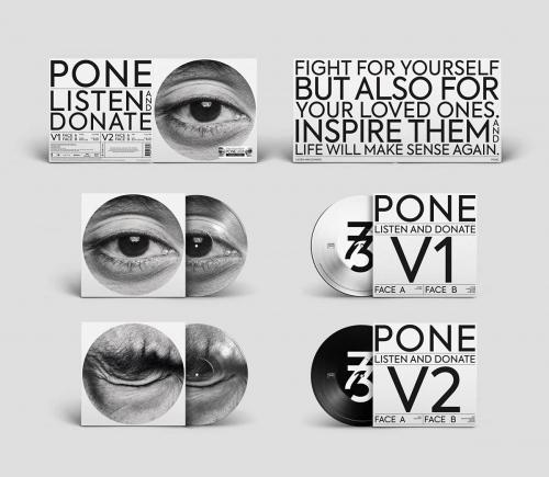 Pone -Listen And Donate