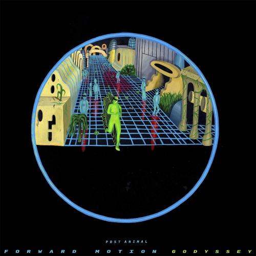 Post Animal -Forward Motion Godyssey (Black Vinyl W/ Download Card)