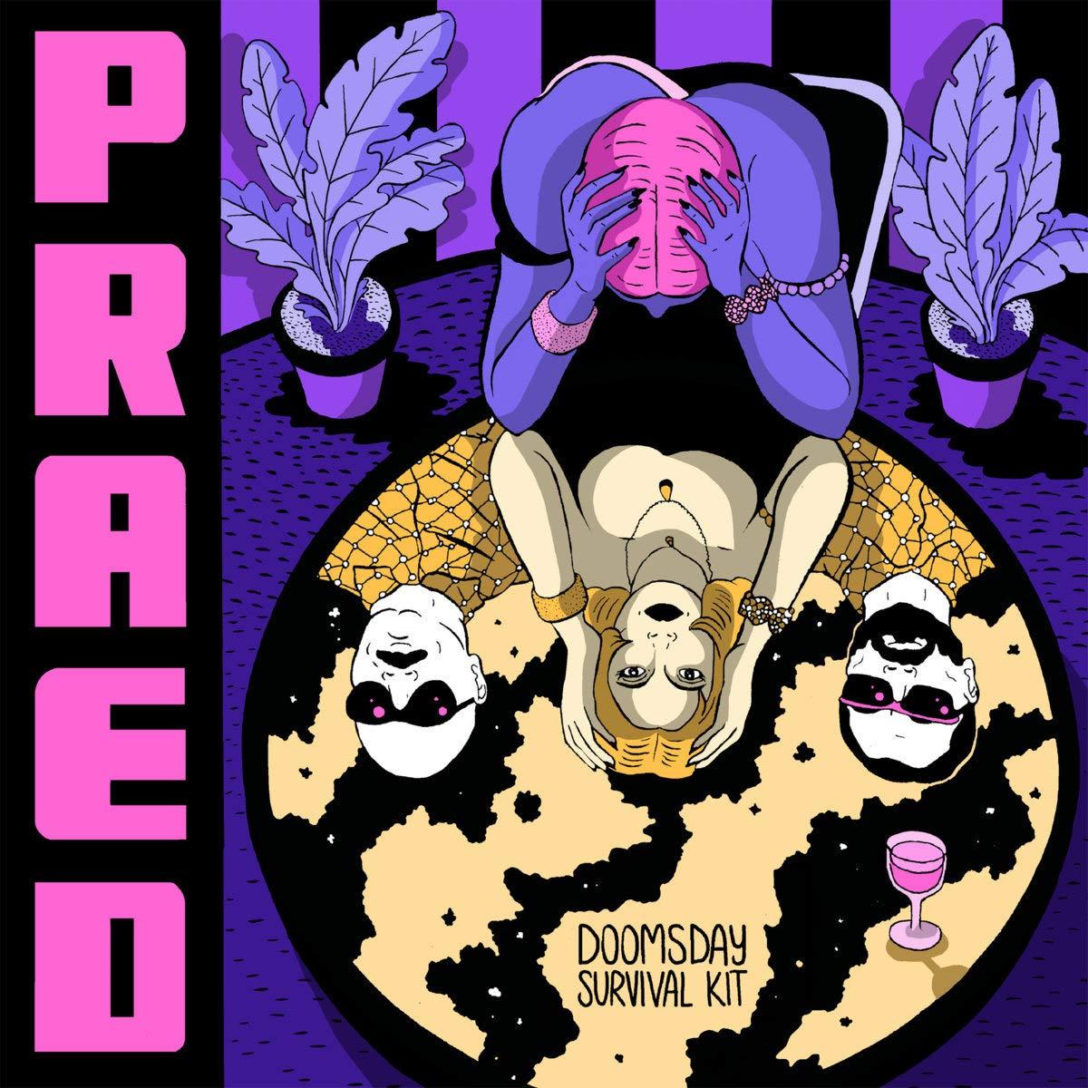 Praed - Doomsday Survival Kit