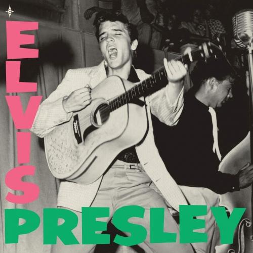 Elvis Presley - Elvis Presley Debut Album 45 Rpm