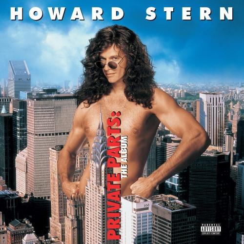 Private Parts Soundtrack - Howard Stern Private Parts: The Album