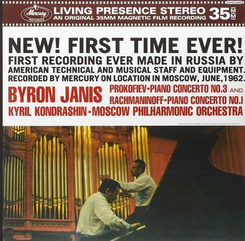 Prokofiev / Rachmaninov - Piano Concerto 3