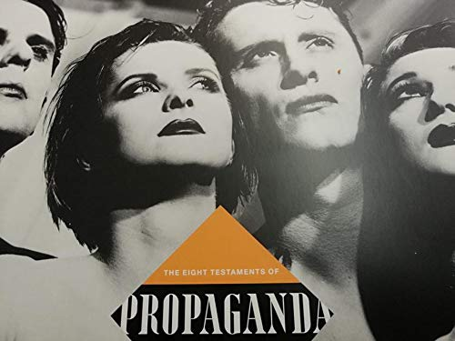 Propaganda - Eight Testaments Of Propaganda