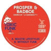 Prosper  &  Badboe -Toxic Funk Vol. 3