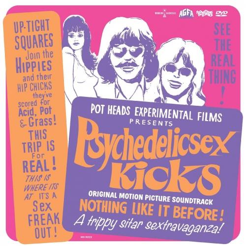 Psychedelic Sex Kicks  /  O.S.T. - Original Motion Picture Soundtrack
